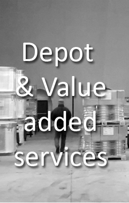 Depot & Value added services